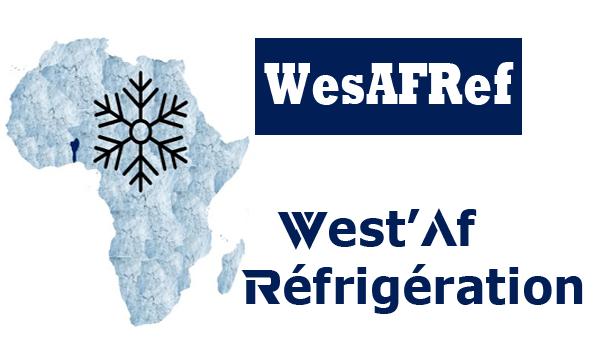 Logo officiel de West'Af réfrigération